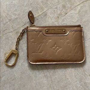 Louis Vuitton Credit Card/Key Pouch